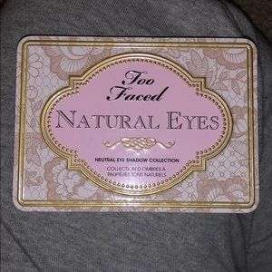 TOO FACED NEUTRAL EYE SHADOW COLLECTION
